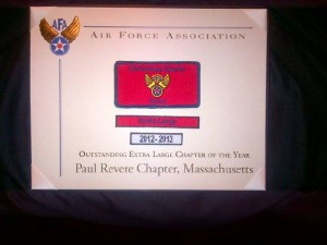 Outstanding Extra Large Chapter 2013